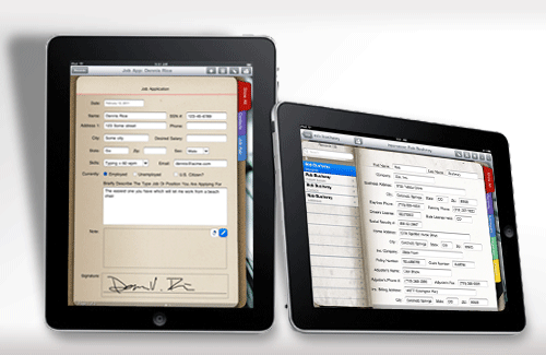 Designer Invoice Template Word Formconnect Apps Allows You To Create Forms For Use On Your Ipad  Invoice Payment Letter Excel with Make A Free Invoice Excel Data Collection Invoice Estimate Word