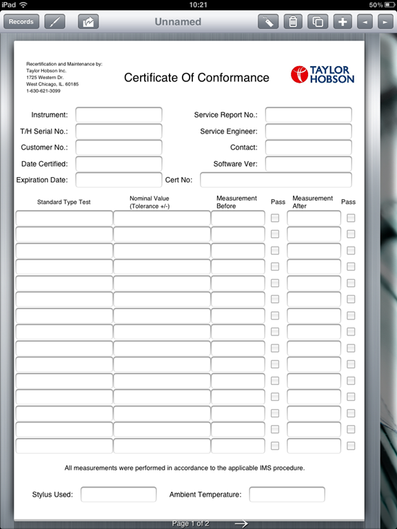 Posts by Steve Hoffman – Certificate of Conformance Template