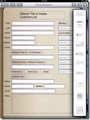 Excel Data Entry Form Template from www.formconnections.com